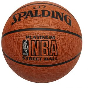 Spalding nba platinum street basketball orange spld83012z souq uae - Spalding basketball images ...