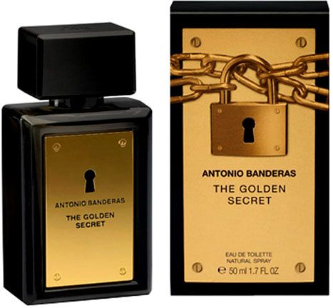 93b2985afc The Golden Secret By Antonio Banderas Spray for Men (50 ml
