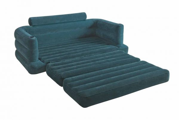 Strange Intex Two Person Inflatable Pull Out Sofa Bed Sb Lg 68566 Alphanode Cool Chair Designs And Ideas Alphanodeonline