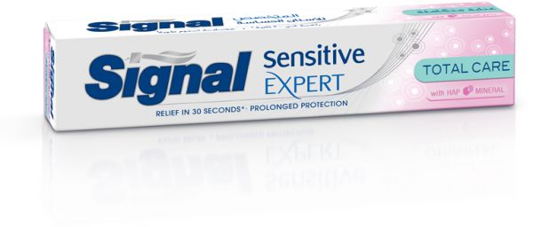 Signal Sensitive Expert Toothpaste Total, 75ml