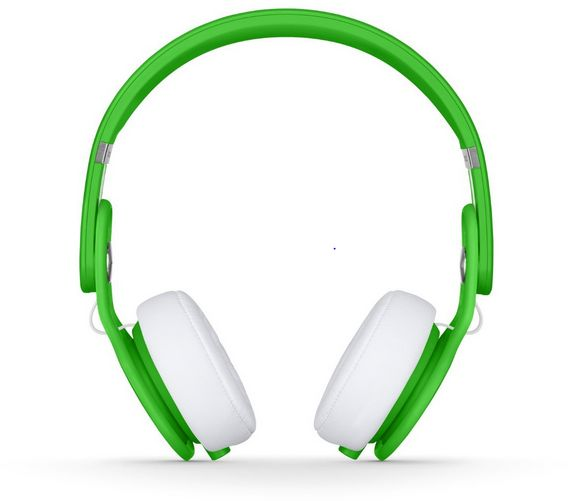 Beats Mixr On Ear Headphone Neon Green Souq Uae