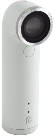 HTC RE Camera -  16MP, Action Camera, White