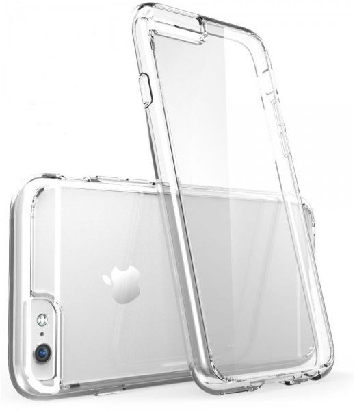 best website 0fc1b f6fb7 Transperent TPU Silicone Clear Back Cover For iPhone Six 6 4.7Inch