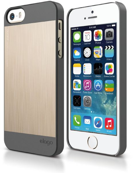c0fd216c930 elago S5 Outfit Aluminum Case for iPhone 5/5S with HD Professional ...