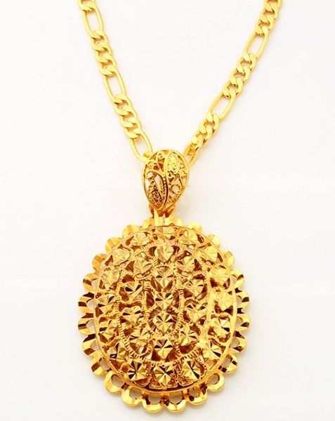 gold real product collection sola mg pendant