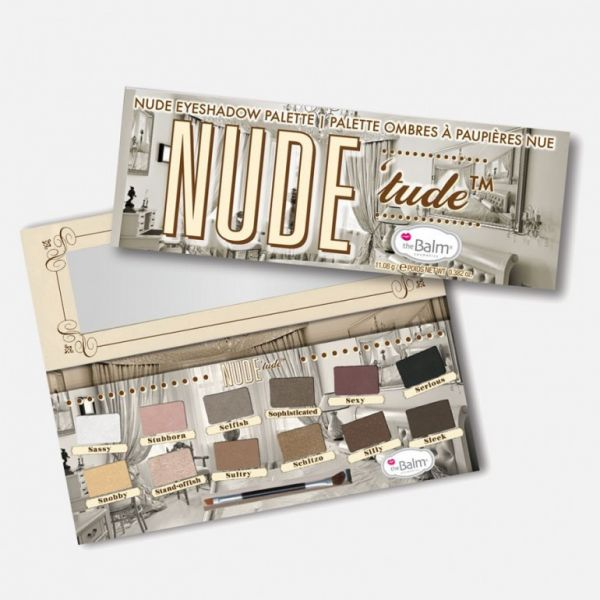 The balm nude tude palette pic 332