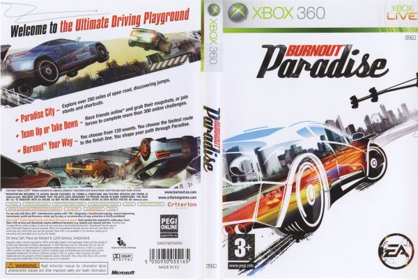 souq 360 burnout paradise pal version uae rh uae souq com