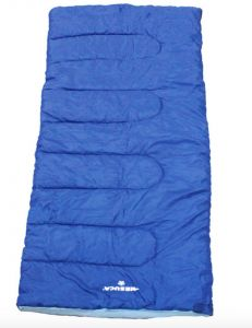 Mesuca 2081 Envelope Sleeping Bag - Blue