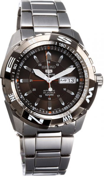 Seiko 5 Sports Snzj09j1 Automatic Watch For Men