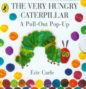 The Very Hungry Caterpillar: A Pull-out Pop-up by Eric Carle - Hardcover