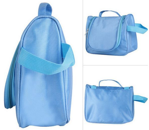 Multifunction Hanging Makeup, Toiletries, Oxford Organizer Case for  Cosmetic Travel Bag Wholesale