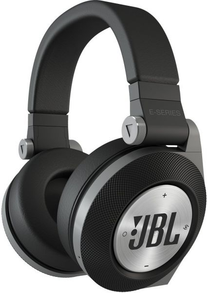 771f5952ffa JBL Synchros E50BT Bluetooth Over Ear Headset - Black, E50BTBLK ...