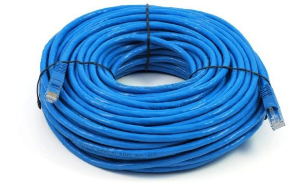 50 Meter RJ45 CAT6 ETHERNET LAN NETWORK Cable | Souq - UAE