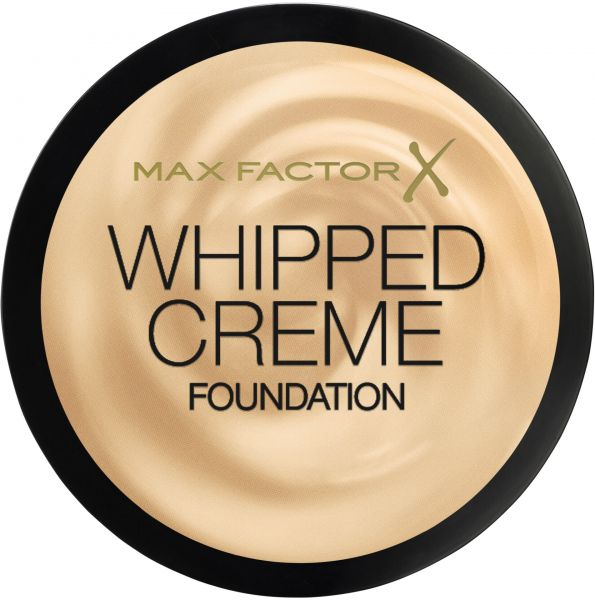 max factor whipped cream foundation