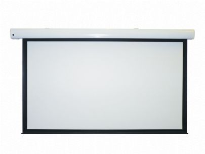 Motorized Projection Screen 180 cm X 180 cm with Remote wired and wireless