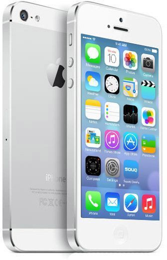 Fonkelnieuw Apple iPhone 5 without FaceTime - 16GB, 4G LTE, White & Silver RZ-02