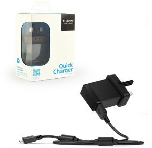 Sony EP881 Mains Wall Charger for Xperia Z2 Z1 Compact Z Ultra Xperia SP S J T - Quick Charger UK