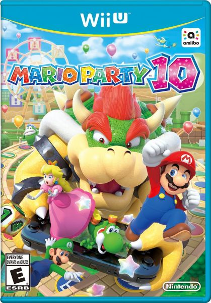 Mario Party 10 By Nintendo Ntsc Wii U