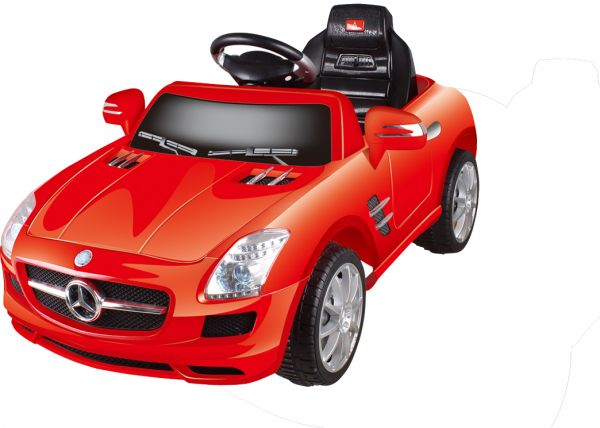 Mercedes Ride On Car Red By Best Toy 29 7997a Outdoor Adventure