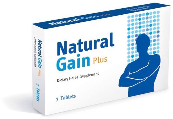 Pacific Naturals Usa Natural Gain Plus 7 Tablets Buy Online At Best Price In Saudi Arabia Souq Com