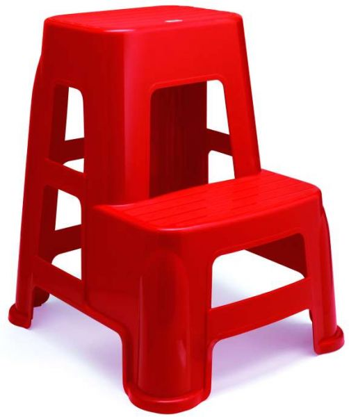 Outstanding Nilkamal Plastic Red Step Stool Price In Saudi Arabia Souq Cjindustries Chair Design For Home Cjindustriesco