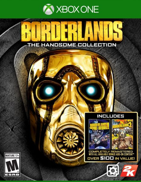 Borderlands The Handsome Collection by 2K Games (2015) Open Region - Xbox One