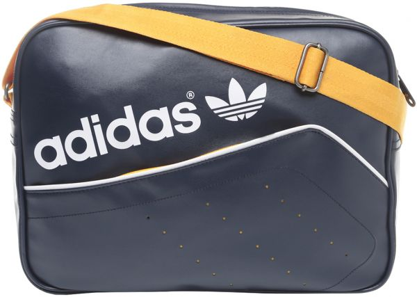 798be6ee33 Adidas Perforated Airliner Bag for Men - Collegiate Navy