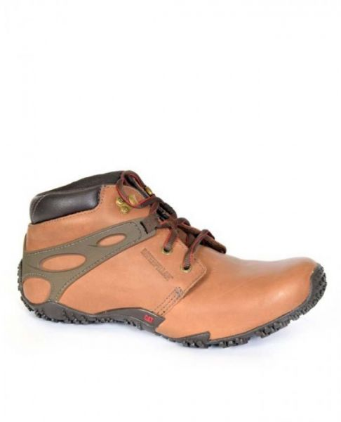 Caterpillar Cigar Jawa Leather Gamut Casual Shoes Lctcs 01 Boots