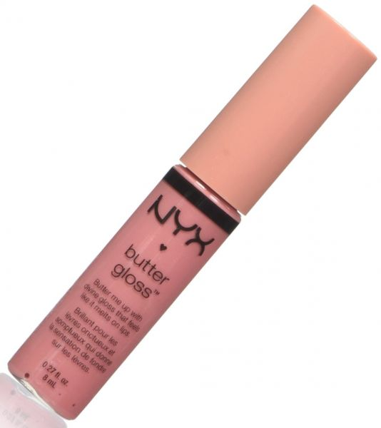 Nyx Professional Makeup Lipgloss Butter Gloss Creme Brulee - Page 2
