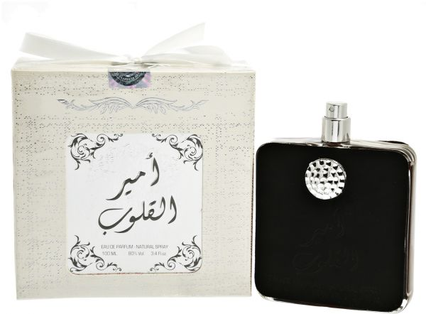 Ameer Al Quloob for Men - Eau de Parfum, 100ml Price in
