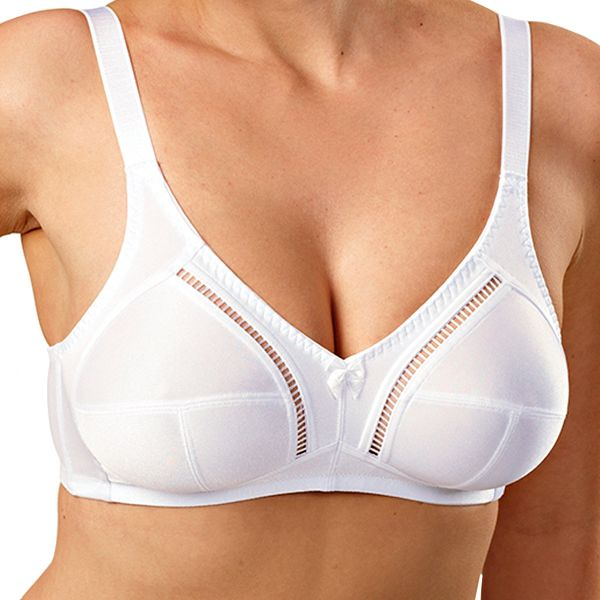 e428bf9cfdea8 Dorina White Everyday Bra For Women