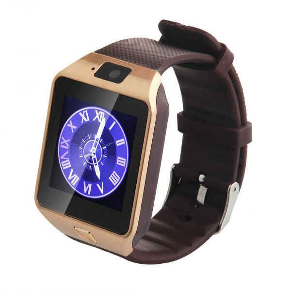 quality design 2df1c a3741 Classic Smart Watch for Apple iPhone 6 Apple iPhone 6 Plus Apple iPhone 5S  -Gold