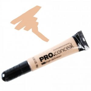 L.A. Girl Pro Conceal HD. high-definition Concealer ,Natural