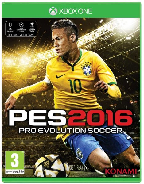 PES 2016 PRO EVOLUTION SOCCER DAY 1 EDITION (XBOX ONE)