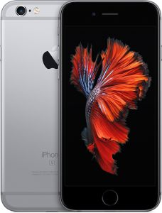 Apple iPhone 6S Plus with FaceTime - 64GB, 4G LTE, Space Gray