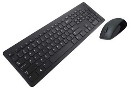 Dell Wireless Keyboard And Mouse Kit Arabic Km632 Souq Uae