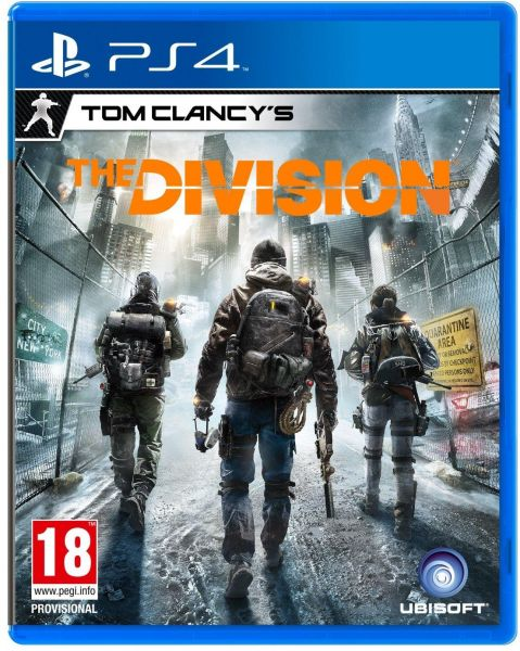 Tom Clancy's The Division by Ubisoft 2014 - PlayStation 4