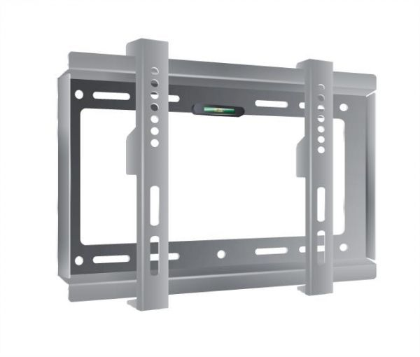 ETI TX-220 Wall Mount for 14-32 Inch TVs - Silver