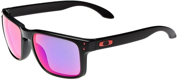 40370d329b9 Oakley Holbrook Square Men s Sunglasses - Matte Black - 9102-36 55 ...