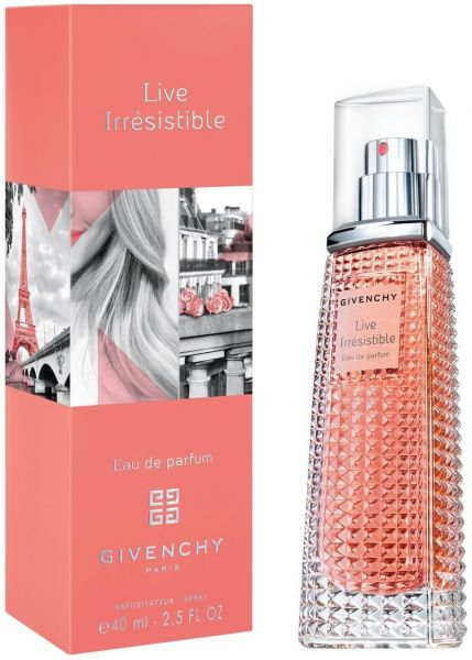 Givenchy Live Irresistible Eau De Parfum For Women 40ml Price In