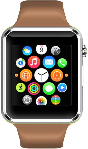 b895ecb528a Smart Phone Watch with SIM Card and Memory Card (Bluetooth ...