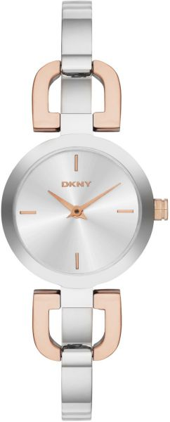 999092f5b سعر DKNY Women's Silver Dial Stainless Steel Band Watch - NY2137 فى ...