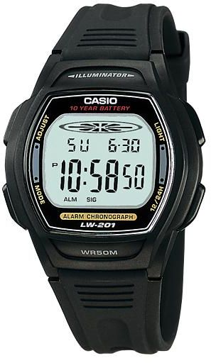 casio lw 201 manual