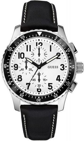 15e3649ce سعر Guess W14546G1 for Men - Analog, Casual Watch فى مصر | سوق ...