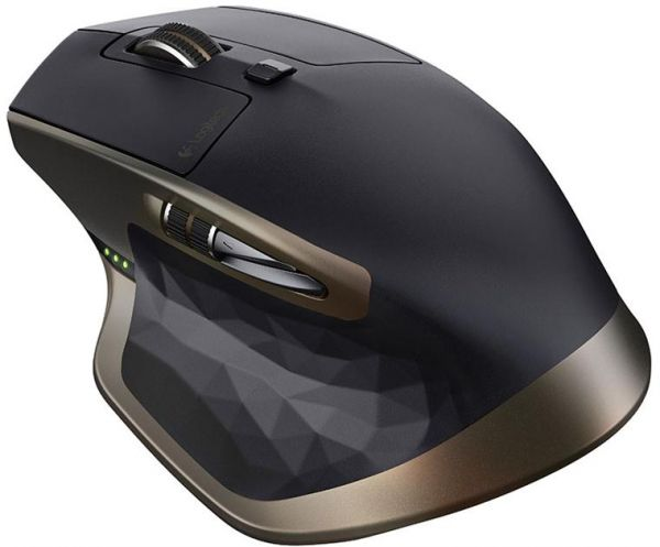 2541be9a608 Logitech MX Master Wireless Mouse for Windows and Mac - Black, 910-004362 |  Souq - Egypt