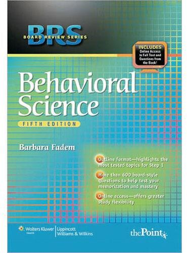 behavioral science barbara fadem