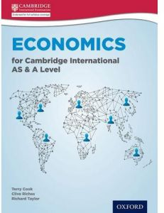 Economics for Cambridge International AS and A Level by Terry L. Cook - Mixed Media