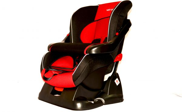 Souq | Reliance Baby Care Supreme Car Seat Red | UAE