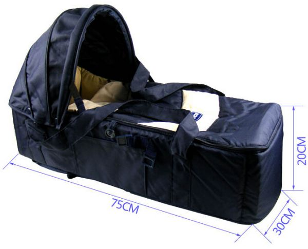 Chicco Baby Carry cot - Blue Color