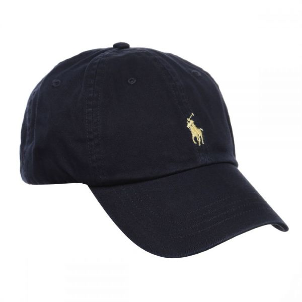 Polo Ralph Lauren Signature Pony Cap with Leather Buckle Strap for Men a34e79896b48